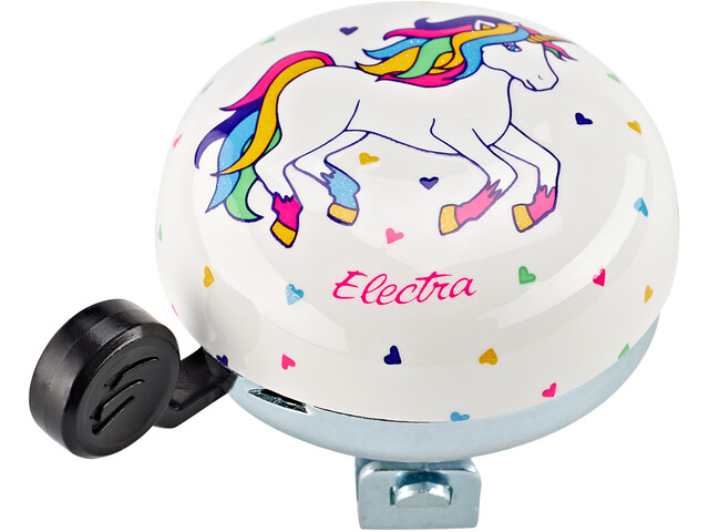 Electra Domed Ringer Fahrradklingel unicorn